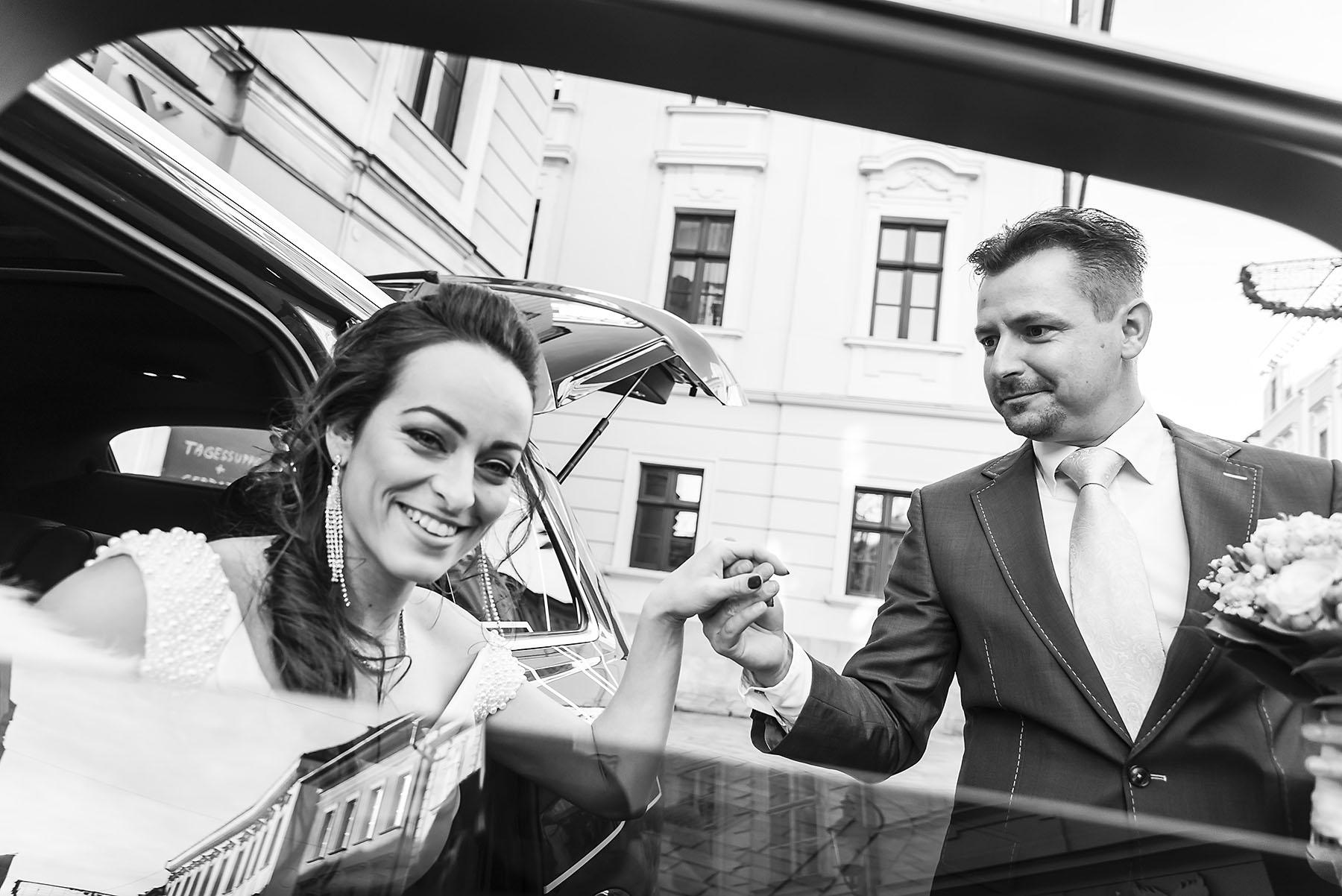 Fotograf na svadbu, Bratislava