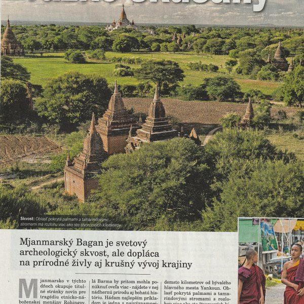 Fotograf a reporter, Mjanmarsko
